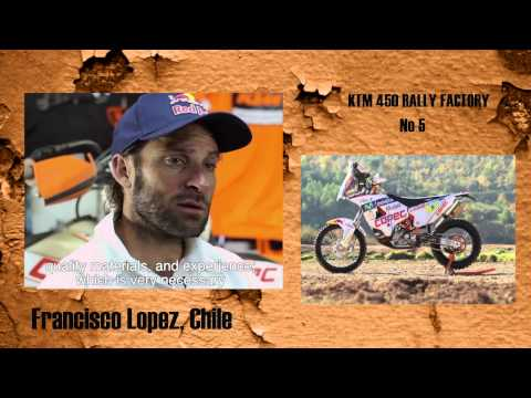 2014 KTM Dakar Videosu