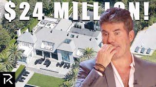 How Simon Cowell Spent $600 Million