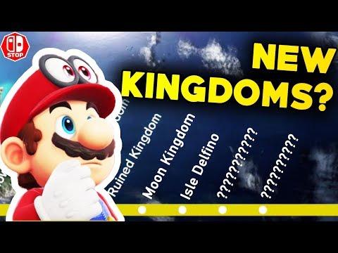What ACTUALLY Happened to Isle Delfino?! - Super Mario Odyssey
