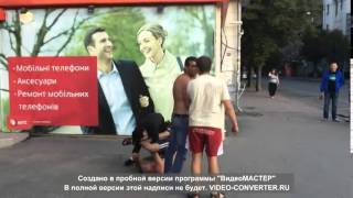 Туркмены с русскими