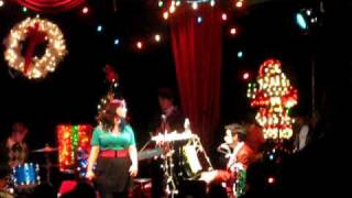 Fairytale of New York- Molly Hager and Joe Iconis- THE JOE ICONIS CHRISTMAS SPECTACULAR