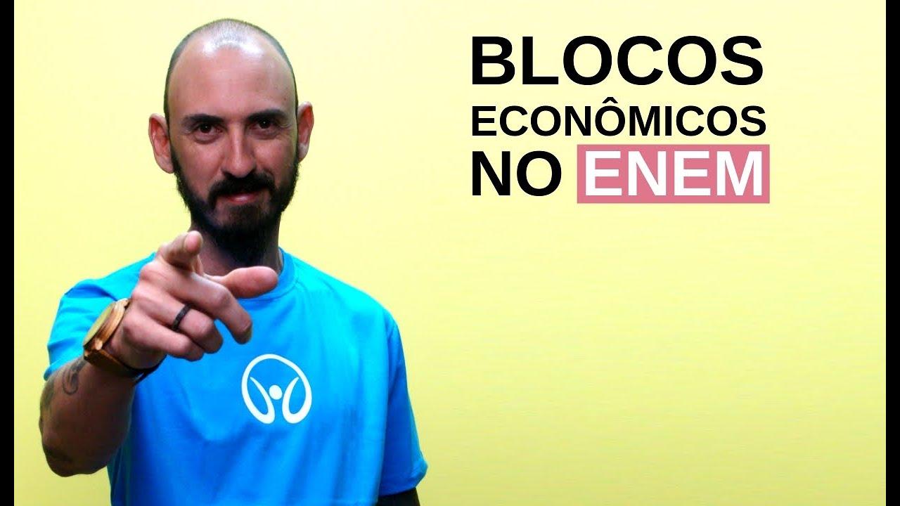 Blocos Econômicos no Enem