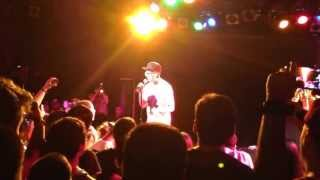 D-Pryde - Nightmare *Live Performance at the Roxy Theatre*