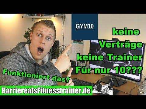 , title : 'Gym10: Fitnessstudio ohne Personal, ohne Trainer, voll automatisiert! Funktioniert das?