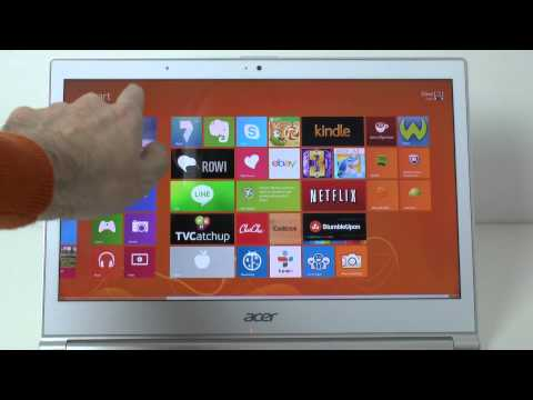 Acer Aspire S7 Ultrabook Touch Review