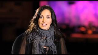 Chantal Kreviazuk for the Show of Hearts Telethon 2013