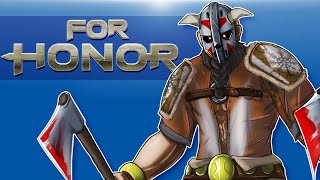 For Honor - 2v2 MATCHES! (Going Berserk!) With Cartoonz!