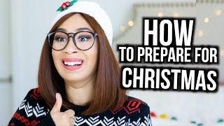 5 Ways To Prepare For Christmas! | Mylifeaseva by MyLifeAsEva