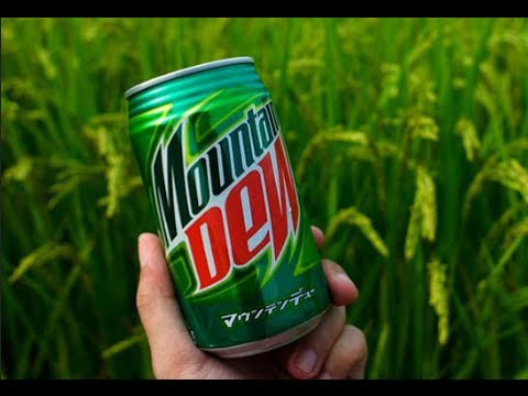 Video: How To Make Mountain Dew