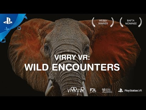Virry VR: Wild Encounters – Launch Trailer | PS VR thumbnail