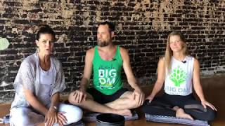 Big Om at Home Yoga Festival coming Sept 13-15 in Tulsa!