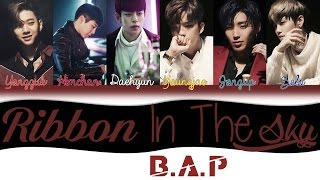 B.A.P - Ribbon in the Sky