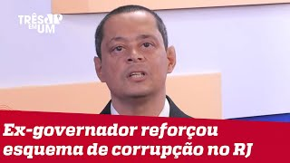 Jorge Serrão: Passagem de Wilson Witzel pela CPI foi a piada do dia