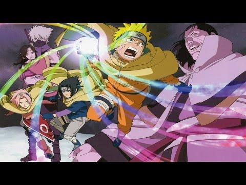 Naruto the Movie: Ninja Clash in the Land of Snow Review ナルト