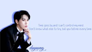 Doyoung 도영    Breathin' Cover | Color Coded Lyrics