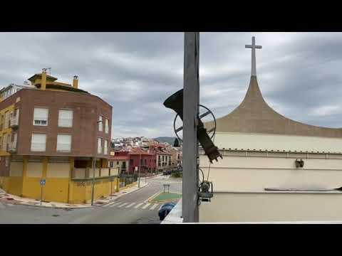 Las campanas de Málaga repican la Gloria de la Resurrección