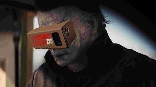 Halloween (2018) VR - Official Virtual Reality Trailer REACTION!