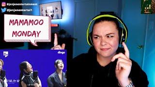 Mamamoo Medley Dingo Music REACTION! Mamamoo Monday