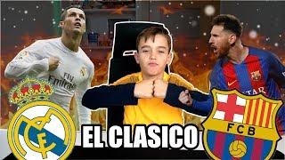 PREDICCIÓN REAL MADRID VS. FC BARCELONA - EL CLASICO 23 DICIEMBRE - MEGACRACKS