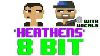 Heathens w/Vocals by JB Flex [8 Bit Cover Tribute to Twenty One Pilots] - 8 Bit Universe