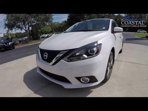 Certified Pre Owned 2017 Nissan Sentra Sl Cvt
