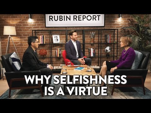 Why Selfishness is a Virtue (Onkar Ghate and Tara Smith Interview)
