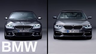 Video 2 of Product BMW 5 Series Sedan (G30) and Touring (Wagon, G31) (2020 Facelift)