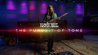 Ernie Ball: The Pursuit of Tone - James Valentine (Maroon 5) 'She Will Be Loved""