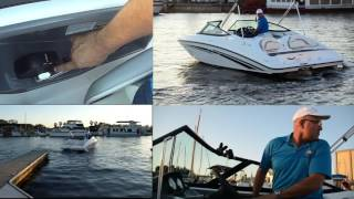 How to dock your yamaha jet boat How to Video