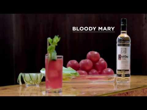 Como preparar Bloody Mary.