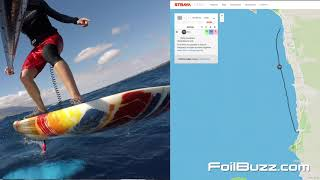 Downwind Foil Surfing Tech Tools