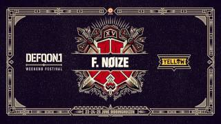 Test your endurance at Defqon1s most extreme area Listen to the YELLOW