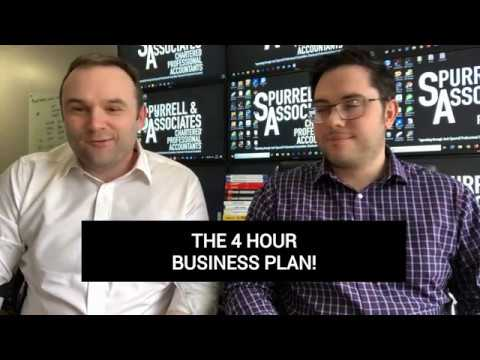 The 4 Hour Business Plan