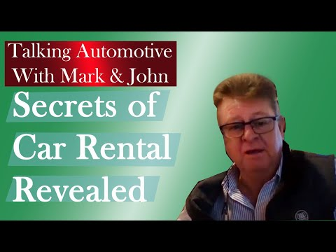 Talking Automotive with Mark and John