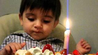 День Рождения Максима (1 год)  - Торт