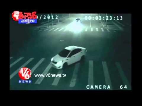 Alien Saved Rickshawala - Miracle in China - Teenmaar News