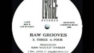 Kerri Chandler - Four (Raw Grooves EP)