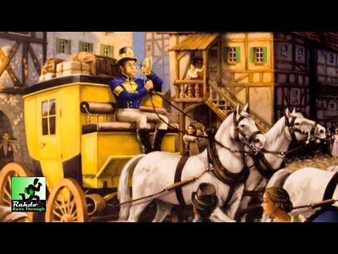 Rahdo Runs Through►►► Thurn & Taxis