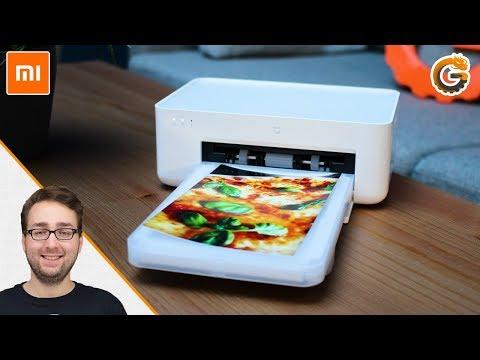 Xiaomi Mijia Fotodrucker: Eine Canon Selphy Alternative - Test