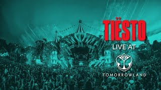 Tiësto - Live @ Tomorrowland 2018