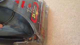 Bissell Proheat 2x pet deep cleaner Manual how to use