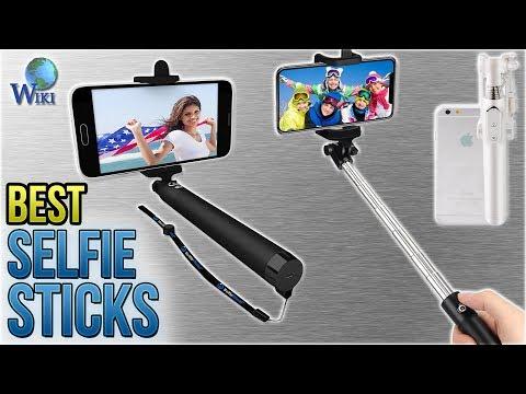 10 Best Selfie Sticks 2018