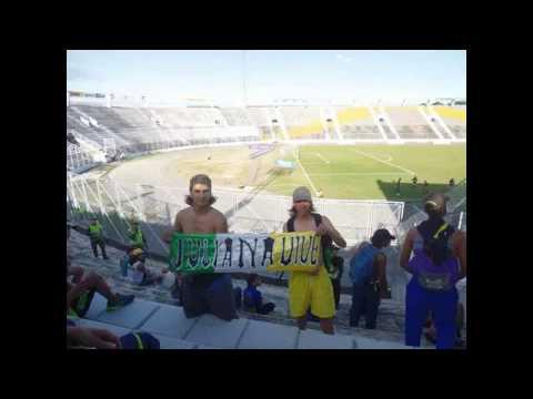 """""""CALARCA LMC"""" Barra: Artillería Verde Sur • Club: Deportes Quindío"""