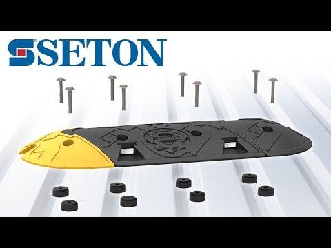 Guide d'installation de votre ralentisseur Seton