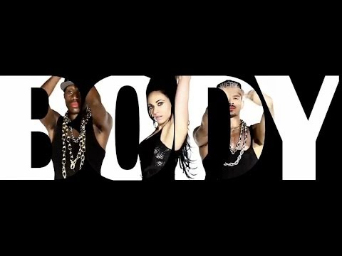 """BODY"" Official Music Video by Cherie Lily"