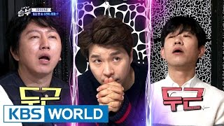 The directors get nervous with the new talent [Singing Battle / 2017.01.18]
