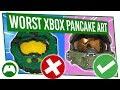 WORST Xbox Pancake Art