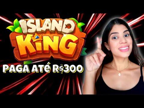 Aplicativo pra Ganhar Dinheiro - App Island King como Jogar