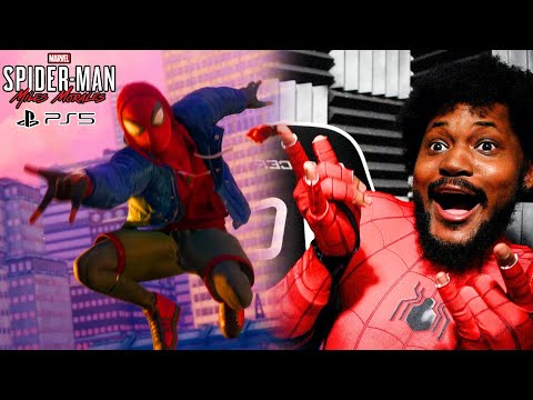 CORYXKENSHIN: BLACK MAN PLAYS BLACK SPIDER MAN