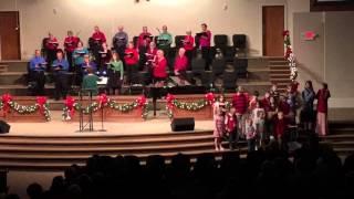 Silent Night - Away in a Manger -Choir Singing